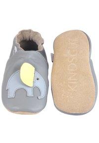 KINDSGUT - First shoes - grey - 2