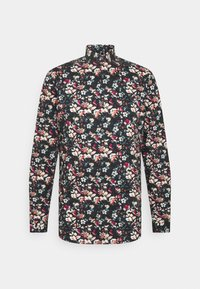 Jack & Jones PREMIUM - JPRBLAOCCASION PRINT - Shirt - black - 0