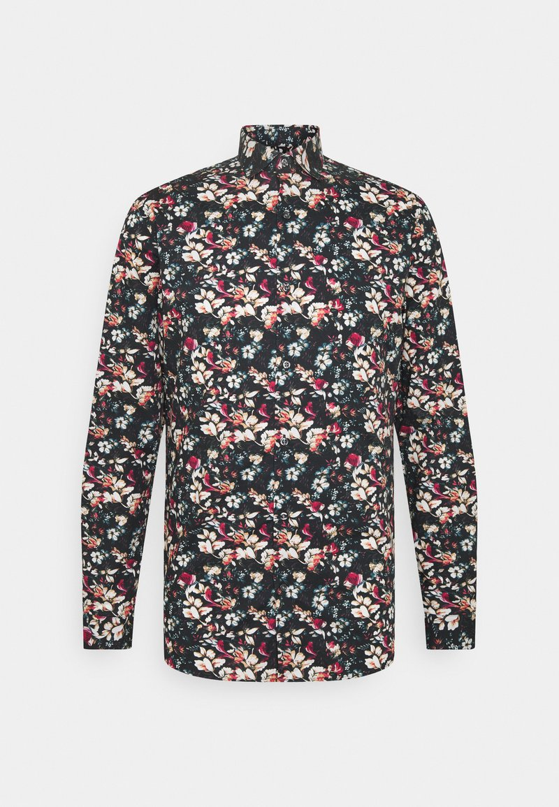 Jack & Jones PREMIUM - JPRBLAOCCASION PRINT - Shirt - black