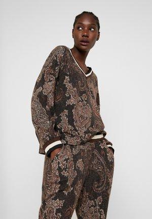 MONA - Pullover - black