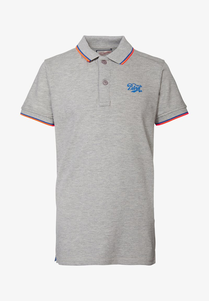 Petrol Industries - Polo shirt - light grey