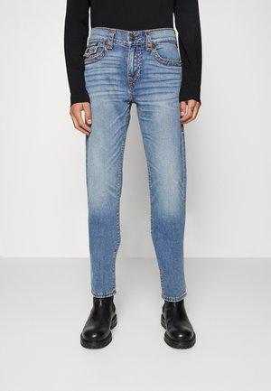 ROCCO NO FLAP SUPER - Slim fit jeans - light wash