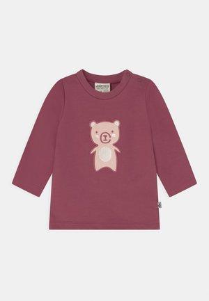 LOVELY BEAR - Sweater - waldfrucht