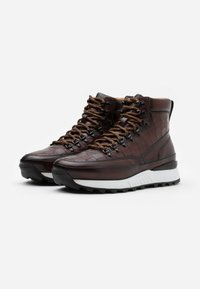 Magnanni - Lace-up ankle boots - marron - 1