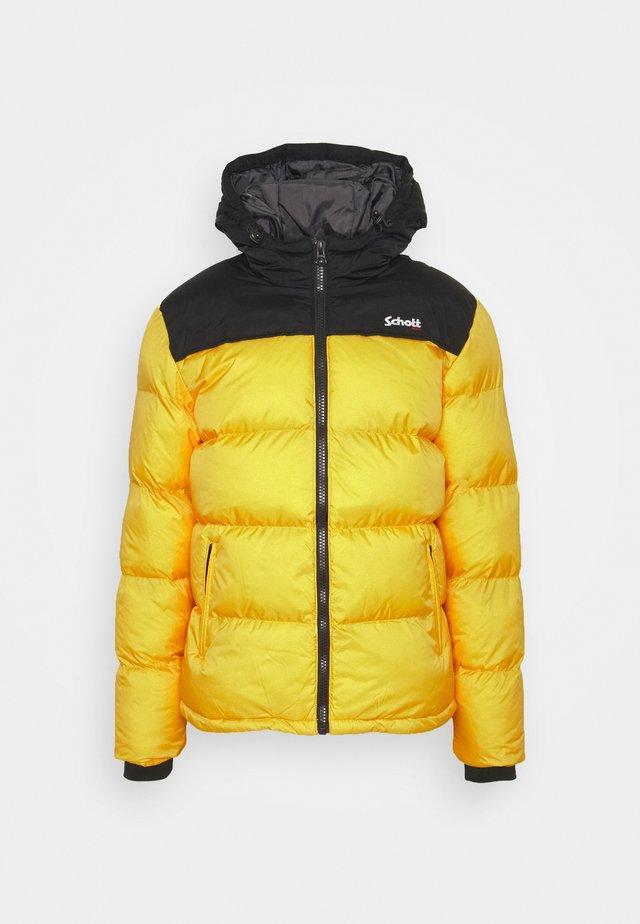 UTAH UNISEX - Veste d'hiver - yellow