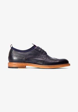 NASU - Šněrovací boty - navy blue