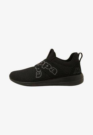FASTER II - Sportschoenen - black