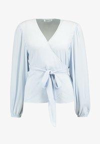 PAPINA BLOUSE - Blouse - light blue