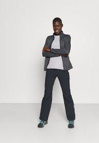 CMP - WOMAN JACKET - Fleece jacket - blue/grey - 1