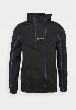 CASTELA - Training jacket - black