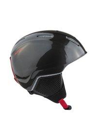 Alpina - CARAT LX - Helmet - charcoal-red - 2