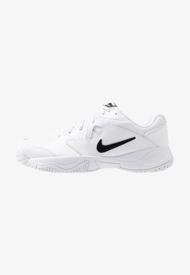 COURT LITE 2 - Tennisschoenen voor alle ondergronden - white/black
