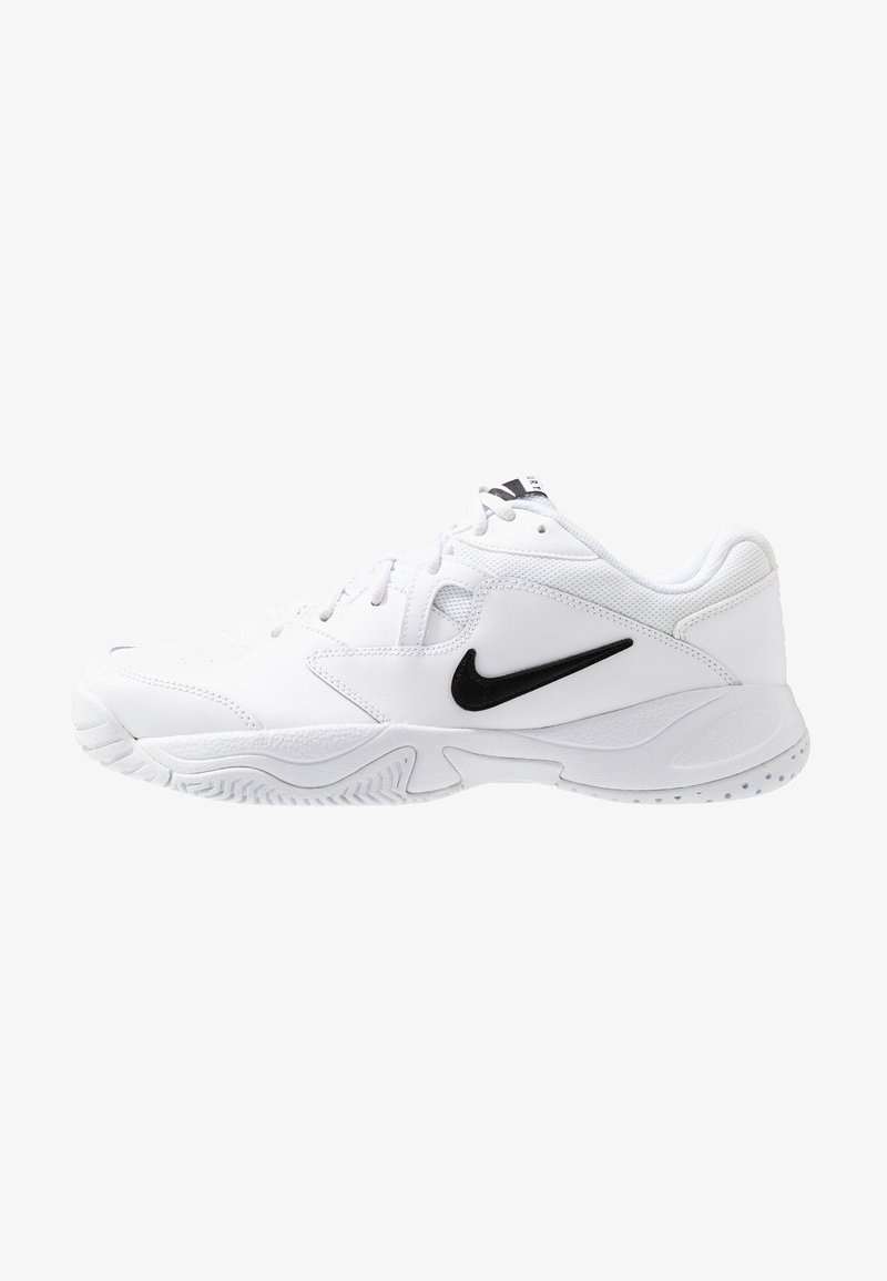 Nike Performance - COURT LITE 2 - Multicourt tennis shoes - white/black