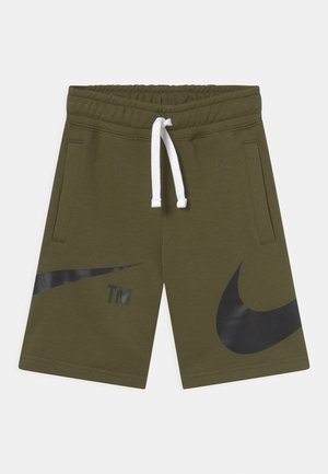 Shorts - rough green/black