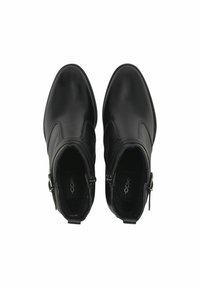 COX - Cowboy/biker ankle boot - schwarz - 1
