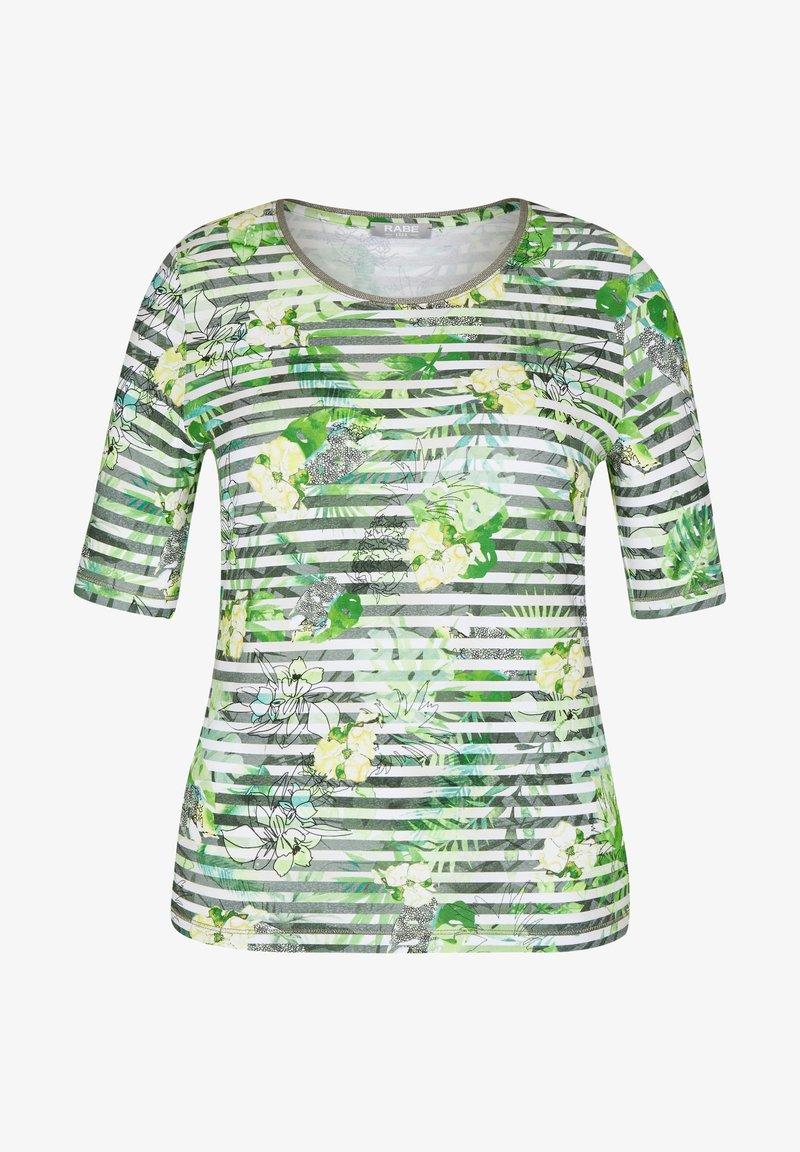 Rabe 1920 - Print T-shirt - oliv