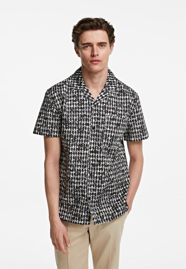 Camisa - black/white