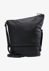 Tamaris - SMIRNE HOBO - Across body bag - black - 6