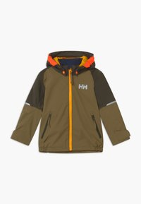 Helly Hansen - SHELTER - Outdoor jacket - olive - 0