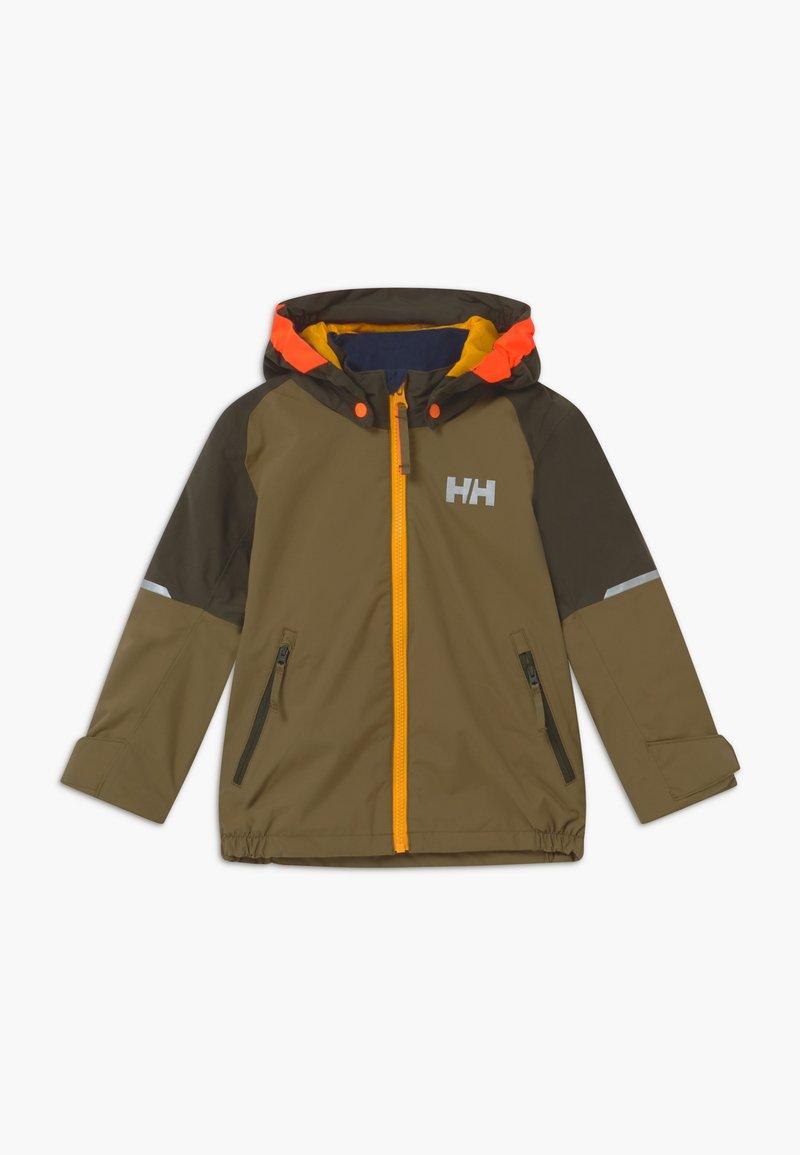 Helly Hansen - SHELTER - Outdoor jacket - olive