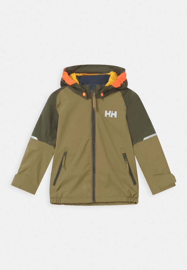 SHELTER - Outdoorjakke - olive