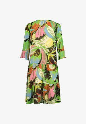 MARC CAIN DAMEN KLEID - Day dress - multicolor (90)
