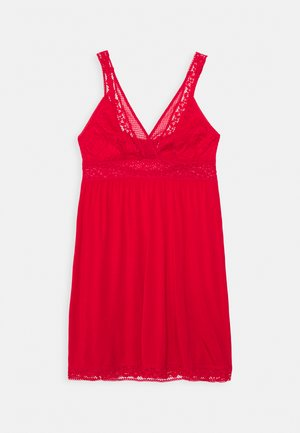 GRAPHIC - Nightie - tango red