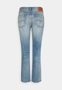 Levi's® - 501 LEVI'S ORIGINAL UNISEX - Jeans a sigaretta - med indigo worn in - 7