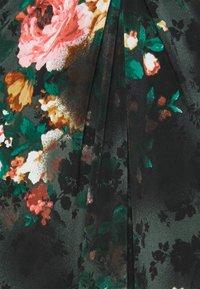 Anna Field Curvy - Maxi šaty - black/red - 4