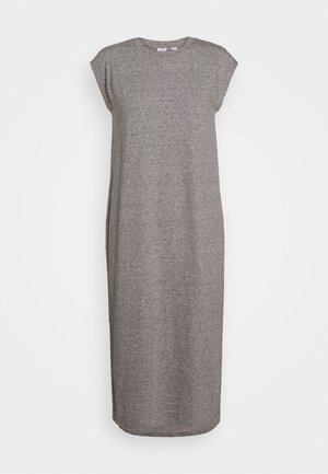 MIDI - Jersey dress - heather grey