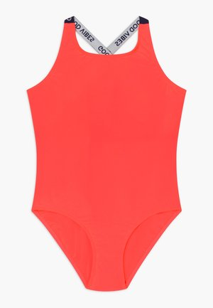 TEENAGER - Swimsuit - coral