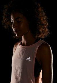 adidas Performance - TANK - Top - glow pink - 3