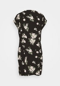 Vero Moda - VMSIMPLY EASY SHORT DRESS - Denní šaty - black - 1