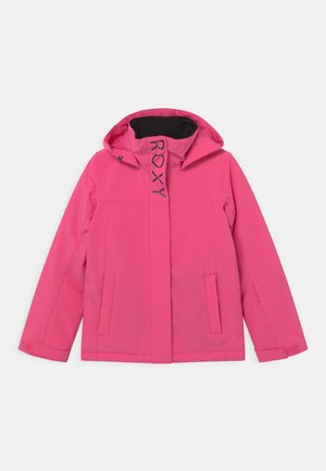 GALAXY GIRL - Snowboard jacket - shocking pink