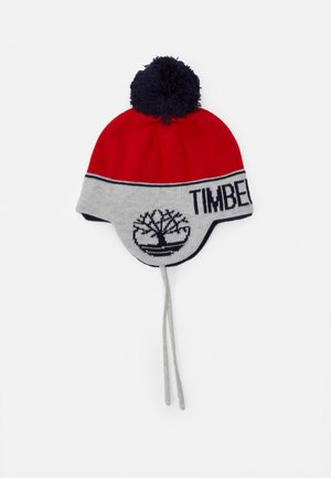 PULL ON HAT BABY - Beanie - bright red