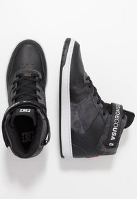 DC Shoes - PENSFORD SE - Skatesko - black/grey/red - 1