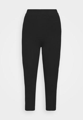 3/4 Length Legging - Leggings - black