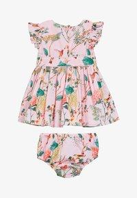 Next - FLORAL PROM (0MTHS-2YRS) - Denní šaty - pink - 1