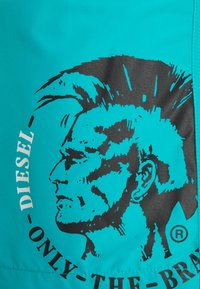 Diesel - SANDY BOXER - Swimming shorts - turquoise - 2