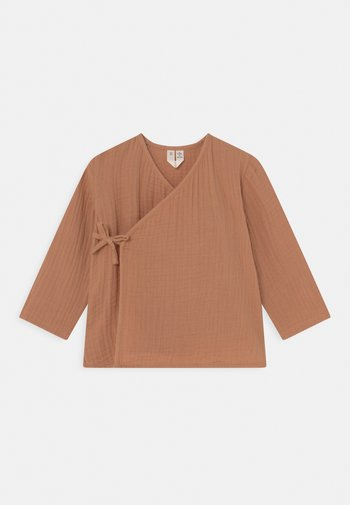 UNISEX - Shirt - light brown
