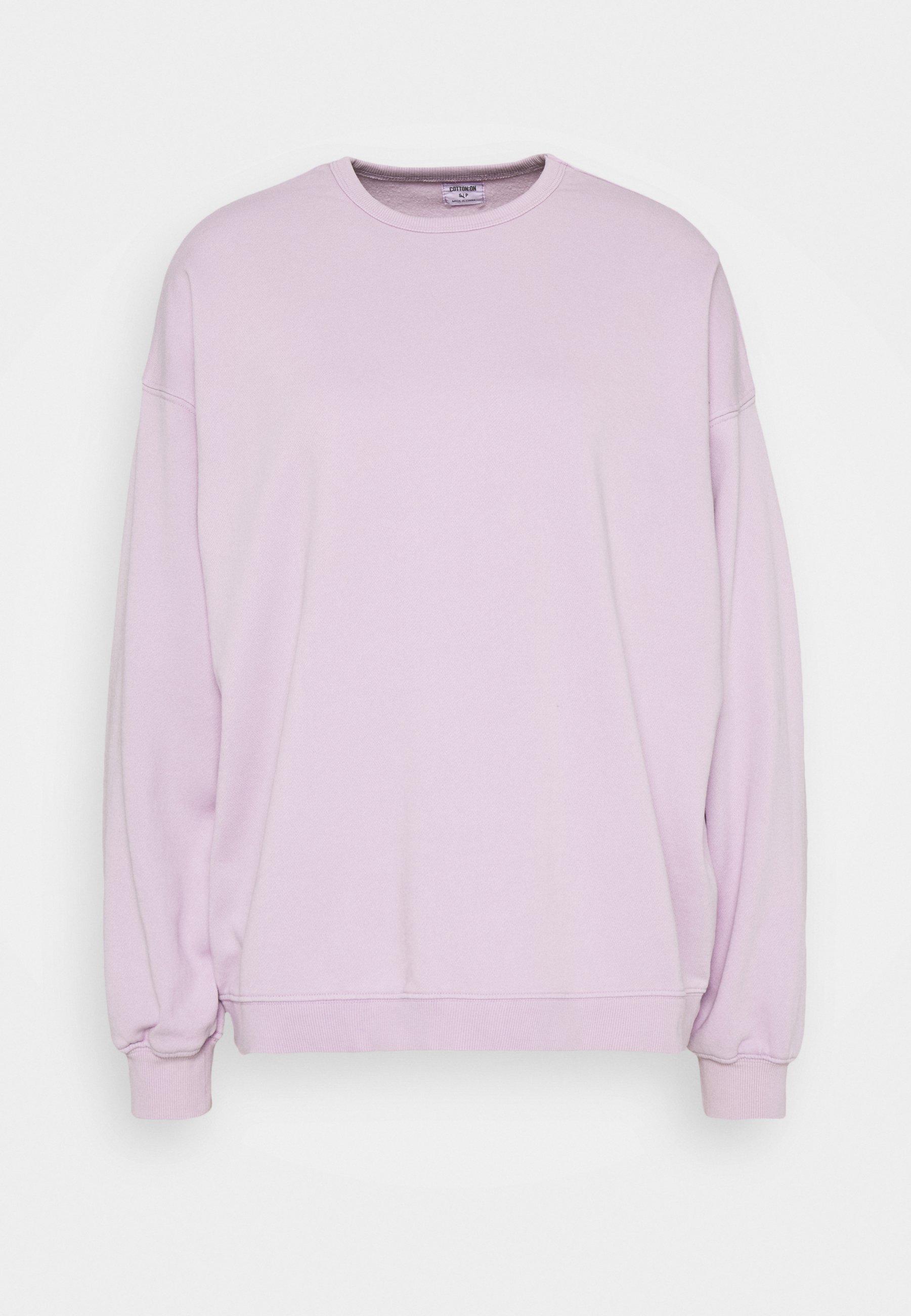 Women OVERSIZED SUPER SLOUCH CREW - Sweatshirt