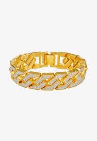 GLITTER BRACELET - Bracciale - gold-coloured