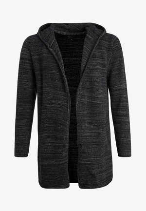 DENZEL - Cardigan - black
