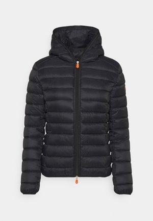 GIGA DAISY - Winter jacket - black