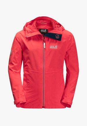 UNISEX - Outdoor jacket - light red