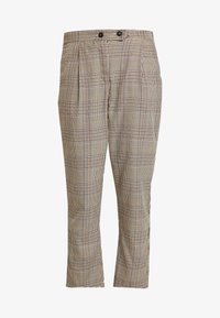Cotton On - AVA TAPERED PANT - Kalhoty - tortoiseshell - 3