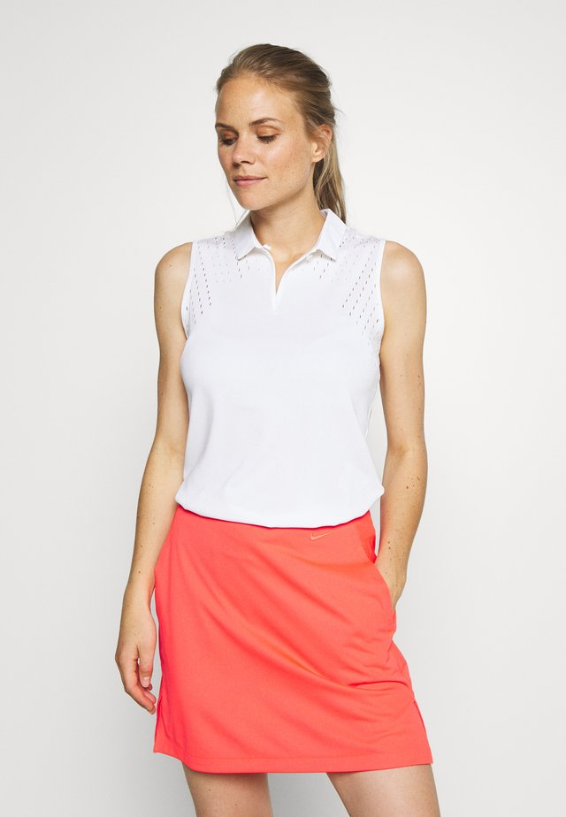 DRY ACE POLO - T-shirt sportiva - white