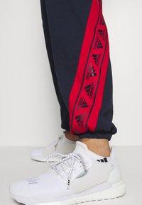 adidas Performance - Pantalon de survêtement - dark blue - 3