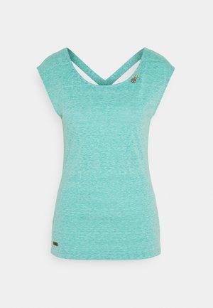 SOFIA - Jednoduché triko - mint