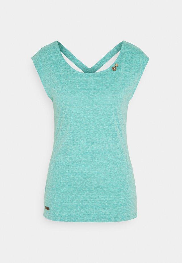 SOFIA - T-Shirt basic - mint